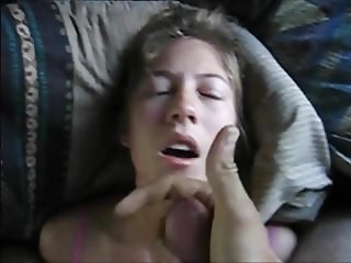 Amateur facial 308