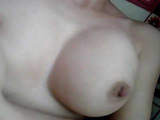 Turkish Teen Masturbating