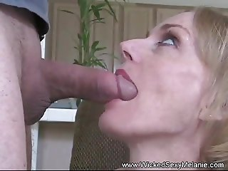 Swallow The Cum Job