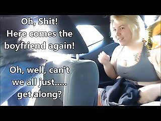 BUSTED BF Catches Me Recording GF