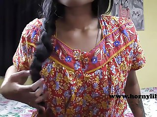 Horny Lily Sexy Indian Mother Role Play