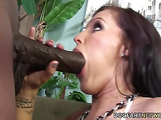 Busty Jenna Presley Squirts On BBC