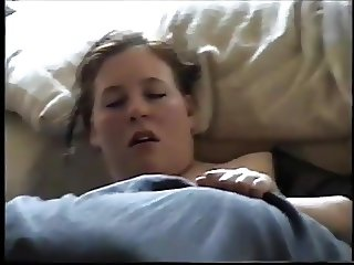 American wife Finger Fucked by a Stranger