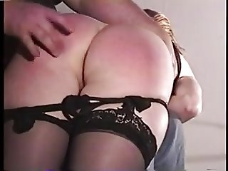 Spanked & Groped Females: Maklaryn