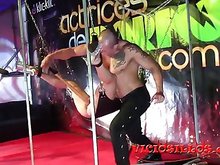 Amador Xtreme y Soraya Wells domination show in SEB