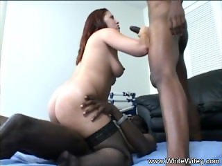 Interracial DPThreesome With BBC