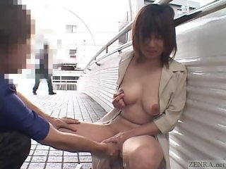 Subtitles extreme Japanese public nudity