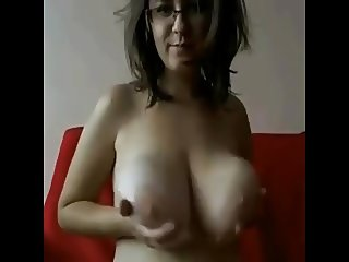 Amateur with a great rack x