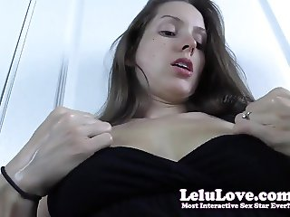 POV Fuck Me standing doggystyle until YOU cum on my tits