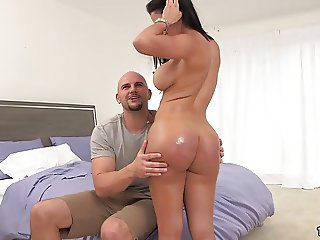 Big Ass Diamond Kitty Fucks Big Dick