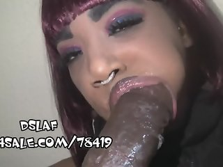 Epic Saliva Producing Mouth For Sloppy Head- DSLAF