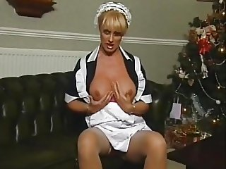 British MILF Louise Hodges Is Your Friendly Maid