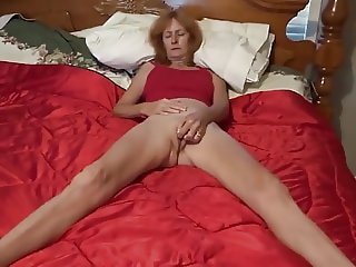 Ashley Nicole Wanking at Home
