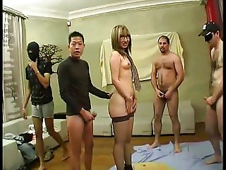 ASIAN TEEN GROUP HOMEMADE SEX
