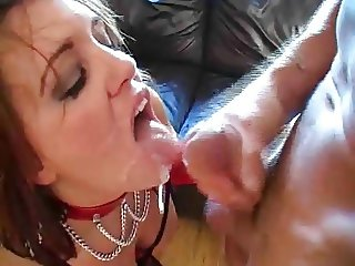 Jane Berry in anal FMM 3some