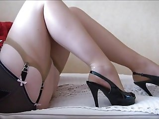 Mature Legs And High Heels