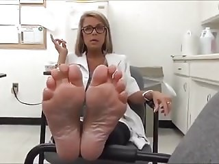 Professional Soles Feet - 55 Years Old
