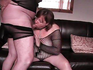 More sexy fun for John and Clare