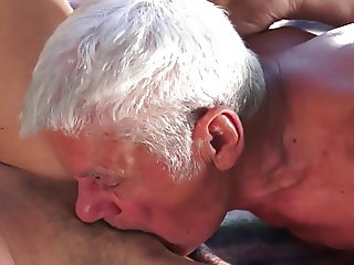 My Oldest Fuck -2 ,cut 1 (#grandpa #old man #dad)