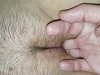 Warm up pussy fingering