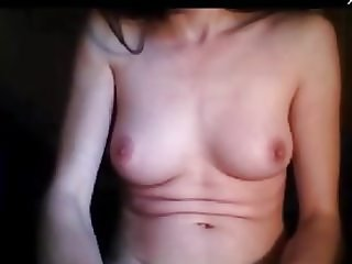 girl playing with pussy and anus