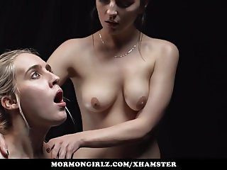 Mormongirlz - Teens punished by father figure