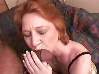 hot granny in anal action