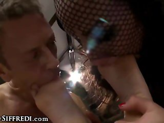 RoccoSiffredi 3 Babes Submit to Rocco's Big Cock