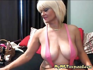 My MILF Exposed Sex  starved amateur wives pose on camera