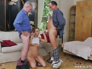 Girl sucking old mans cock Molly Earns Her