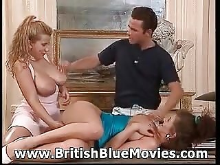 British Retro Anal and Fisting