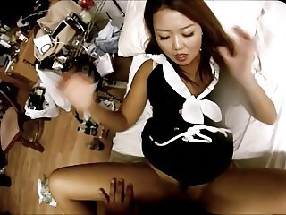 asian amateur korean cosplay fucked to orgasm twice