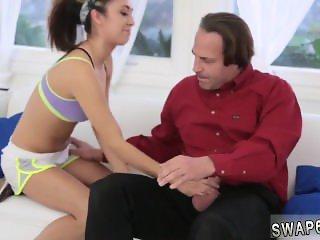 Czech bitch in car mother and boss's