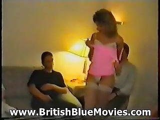Kerry Matthews - British Vintage Homemade Porn