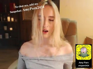 Blonde big tits Live sex add Snapchat: AnyPorn2424