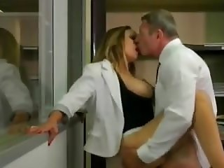 MATURE TEACHER ANAL