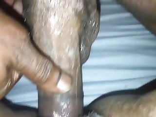 HOT SQUIRT & CREAMPIE FOR THIS CREAMY PUSSY