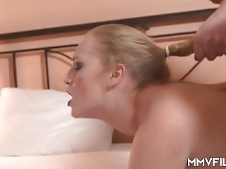 Cheating German Milf