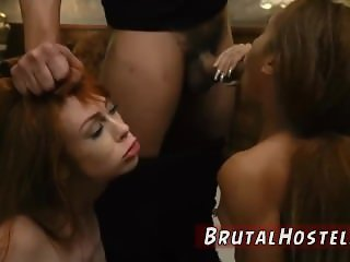 Girls bondage to the bed and fucked xxx