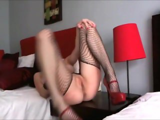 Hot Model In Stocking Live Camshow