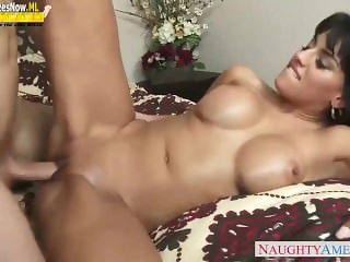 Mercedes Carrera Milf taught lesson and fucking son