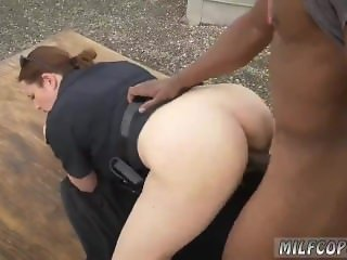 Milf fucked in forest Break-In Attempt