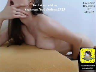 Masturbation Live sex add Snapchat: NudeSelena2323
