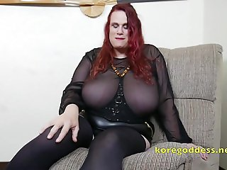 Tentacle give big tits her anal penetration