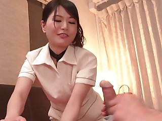 Asian massage leads to happy ending