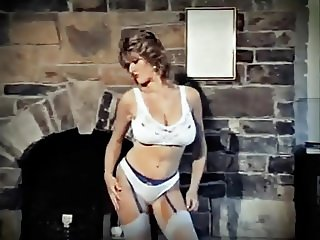 READY FOR YOUR LOVE - vintage British huge boobs strip dance