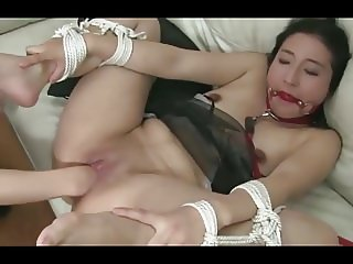 Asian Slave Wife Fisting