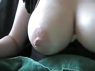 big boobs and milk