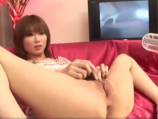 Rika Sakurai loves the feeling of cock in her mouth and pussy