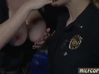 Police hd hot blonde milf stockings